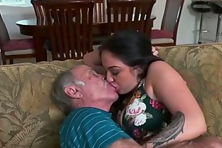 Old men order escort youngster for sex