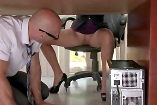 Hardcore Sex Scene In Office With Slut Naughty Busty Girl (lela star) clip-21