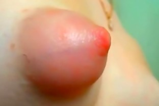 Solo First Time-Andrea's Pink Puffy Nipple